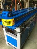 PP de HDPE de PVC de doble pared de tubo corrugado espiral hacer línea de maquinaria de extrusión