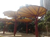 Haute qualité de la plage de capot de toit PVDF Parapluie tente pour la vente