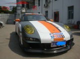 911/997 GT3 Bouclier Auto Body Kit de conception pour Porsche Carrera 10-12