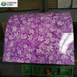 Nuovo reticolo PPGI con il disegno del fiore