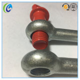 G210 Galvanized Screw Pin Chain Shackle