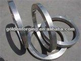 SAE4340 AISI4140 Scm415の合金鋼鉄リングの鍛造材