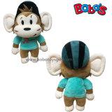 Monkey personnalisé avec casque Peluche avec Ce approuvé