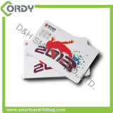Cartão de identificação do hotel NFC inteligente sem contato RFID sem contato personalizado