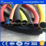 Flexibler Gummierdgas-Luft-Gummi-Schlauch