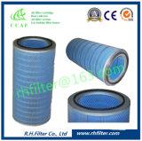 Ccaf cartucho de filtro de aire del colector de polvo Dft