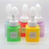 bottiglia cosmetica di prima scelta di 250ml pp con una spazzola (NB184-2)