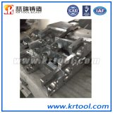 Pièces de usinage adaptées aux besoins du client de commande numérique par ordinateur de haute précision de fabricant fabriquées en Chine