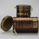 Герметичный для приготовления чая и кофе и выпечки в салоне с металлическим хомутом