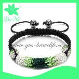 Het hematiet parelt de Juwelen van de Armband (2015 gus-Htb-046)