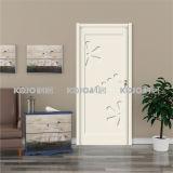 合成の木WPCは防水する突き出された原料または絵画ドア(YM-012)を