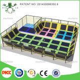 Sosta rettangolare del trampolino di Fashional di disegno superiore