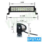 barra chiara fuori strada di 16.5inch 72W IP67 LED per la jeep SUV