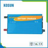 carregador de bateria da caixa LiFePO4 da liga de alumínio de 48V 10A