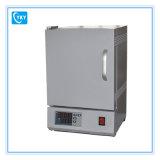 1200c実験室の熱処理のコンパクトの小型マッフル炉
