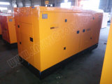 150kVA Diesel Silent Generator with Weifang Engine R6105izld with Ce/Soncap/CIQ Approvals