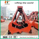 Alto gancho agarrador de la cubierta del cable de la productividad cuatro para la grúa