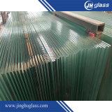 Le verre trempé le verre feuilleté Le verre plat pour la construction de murs rideaux