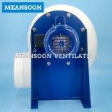 Ventilador centrífugo anticorrosivo plástico Mpcf-2s160 para la ventilación de extractor