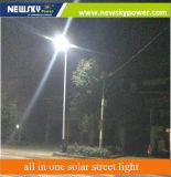 40W tutto in un indicatore luminoso di via solare dell'indicatore luminoso di via di energia solare dell'indicatore luminoso di via LED