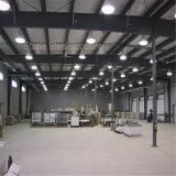Einfach, vorfabriziertes helles Stahlkonstruktion-Lager-Pole-Gebäude aufzubauen