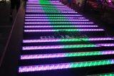Inteligente arandela de la pared interior RGB DMX LED