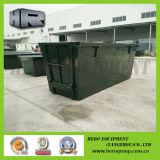 8 m de piscina grandes compartimentos de salto de serviço pesado com a porta