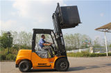 Elevador de garfo de motor diesel 3.0t com motor japonês