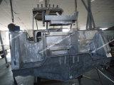 Barco de pesca de aluminio certificado Ce en el mar grande