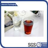 식기 명확한 처분할 수 있는 플라스틱 공간 컵