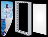 Im Freienbekanntmachengewebe LED-Bildschirmanzeige AluminiumFrameless LED heller Kasten