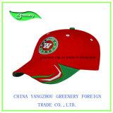 Mode 3D Embroidery Sport chapeau avec ruban Sandich