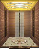 Diseño flexible de elevador de pasajeros