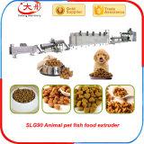 Pallina dell'alimento di cane di buona qualità che fa la linea di produzione della macchina