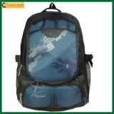 avec le sac fait sur commande de sport en plein air de compartiment d'ordinateur portatif (TP-BP101)