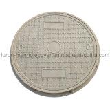 600X600 BMC C250 도로 사용 En124를 위한 합성 맨홀 뚜껑