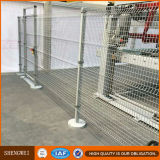 Frontière de sécurité artificielle décorative de jardin de PVC de garantie de qualité