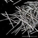 Schmelze extrahierte Stahlfaser SUS430 für refraktäres Material