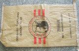 sac de bourrage tissé par pp d'utilisation de la construction 50kg