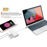 Enlace de 3h-C adaptador multipuerto USB para dispositivos de píxel Chromebook Nokia N1