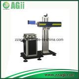 Machine de gravure d'inscription de laser pour la machine de gravure d'inscription de laser de fibre de cuvette de tasse