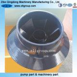 Турбинка водяной помпы Steelcarbon отливки облечения нержавеющая стальная