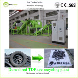 для неныжной пластмассы и резины рециркулируя используемое машинное оборудование для сбывания