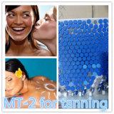 Exposición mínima de China Melanotan-II Mt-2 a la luz del sol que promueve broncear de la piel