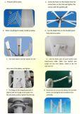 Генератор ветра оси 20kw 360V Vawt вертикальный для домашней пользы