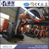 Nuevas perforación del mecanismo impulsor de la tapa de la condición y máquina Hfg-53 del aparejo