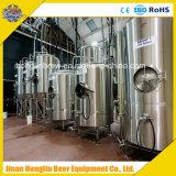 Strumentazione della fabbrica di birra, strumentazione di preparazione della birra del mestiere