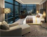 Re di lusso Size Hotel Bedroom Furniture/doppia mobilia di lusso della camera di albergo della mobilia della stanza di ospite/stella di affari