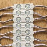 5730 o módulo do diodo emissor de luz da injeção de 3LEDs 12V para o sinal rotula a iluminação