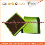 PA&simg personalizado; Kaging Bo≃ Presente Bo&sime do cartão; com impressão do logotipo